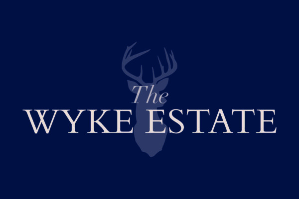 The Wyke Estate_Logo on Colour